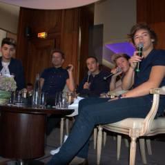 """One Direction à Paris : Les Françaises ? """"Elles sont chaudes"""""""