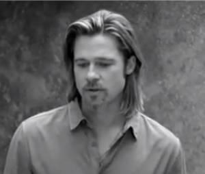 Brad Pitt fait sa pub pour Chanel !