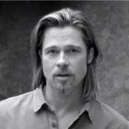 Brad Pitt : Chanel n°5 le rend philosophe et sexy (VIDEO)