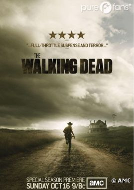 The Walking Dead fait un carton pour son retour