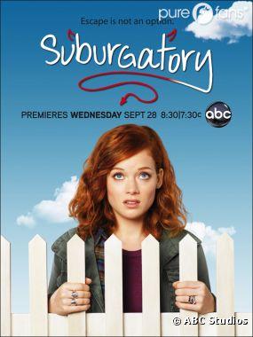 Suburgatory revient ce soir sur ABC aux US !