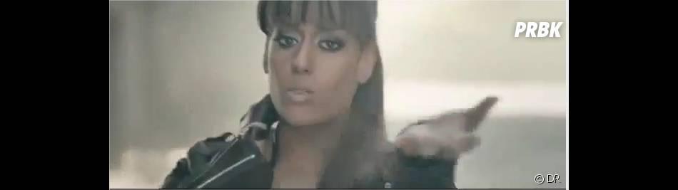 Amel Bent dansait pendant qu'on la cambriolait
