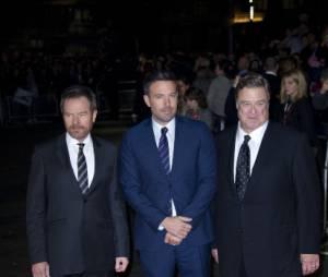 Les acteurs d'Argo à Londres !