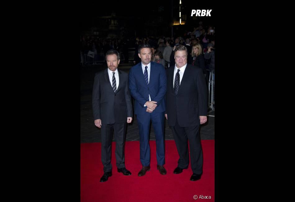Les acteurs d' Argo  à Londres !