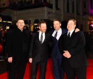 Les acteurs d'Argo heureux d'être en promo
