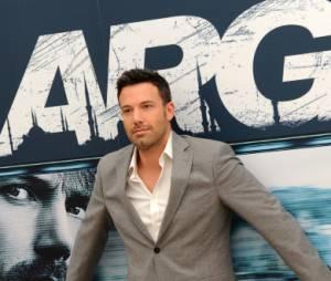 Ben Affleck à Rome pour la promo d'Argo