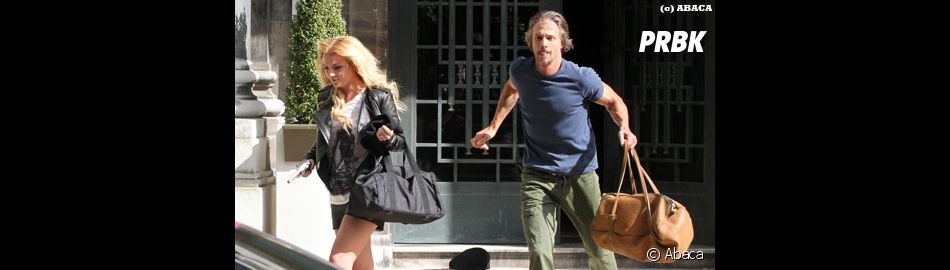 """Britney Spears : Jason Trawick toujours derrière elle, serait-il vraiment un """"chien de garde"""" ?"""