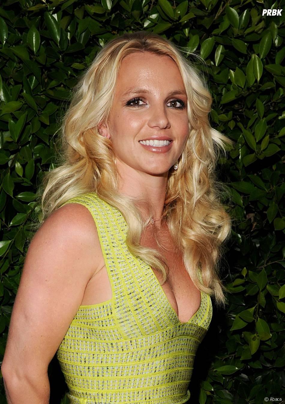 Le sourire forcé de Britney Spears cache de nombreux soucis...