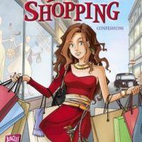 L'accro du shopping en BD, un vrai régal ! (critique)
