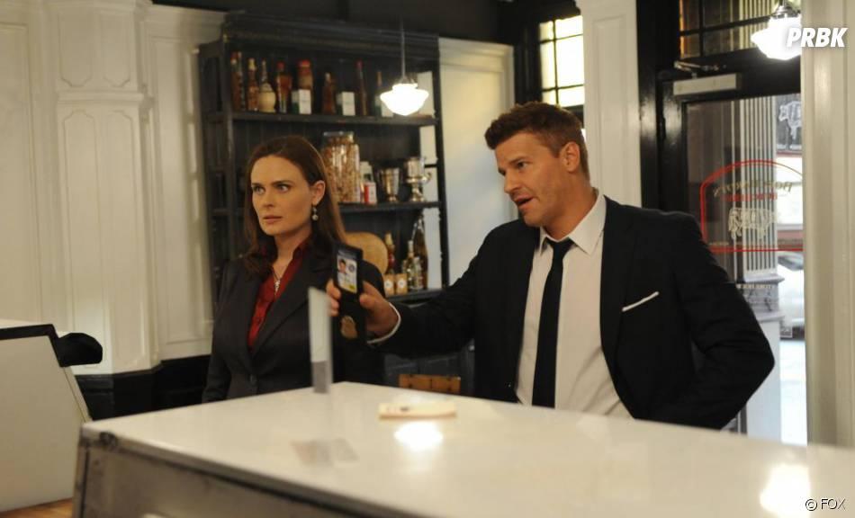 Enquête compliquée pour Booth et Brennan