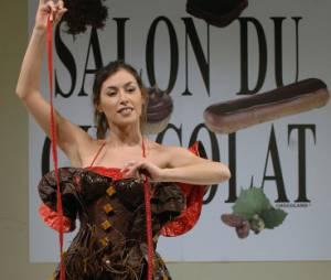 Olivia Ruiz, la femme chocolat qu'on aime tous