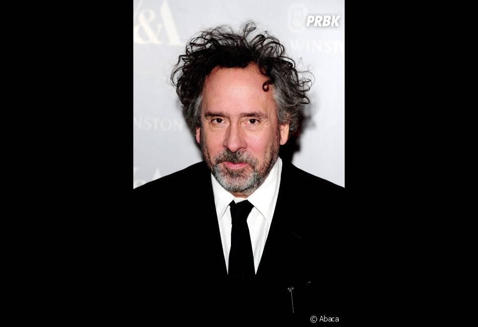 Tim Burton rêve comme les chiens !