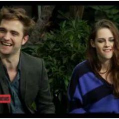 Robert Pattinson : Kristen Stewart, Twilight et le coup du piston...