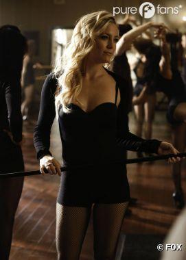 Cassandra July de retour dans l'épisode 6 de la saison 4 de Glee