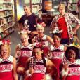 C'est déjà Noël dans Glee !