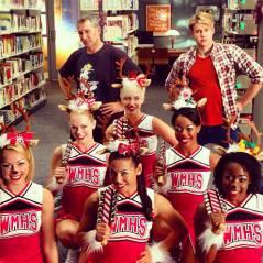 Glee saison 4 : c'est déjà Noël au lycée McKinley ! (PHOTOS)