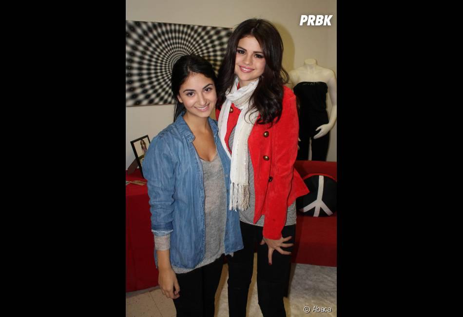 Selena Gomez : Toujours aussi belle et souriante malgré sa rupture avec Justin Bieber