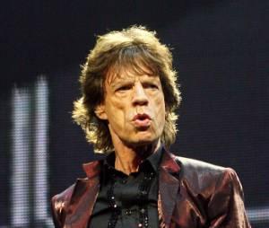 Mick Jagger n'a pas sa langue dans sa poche !
