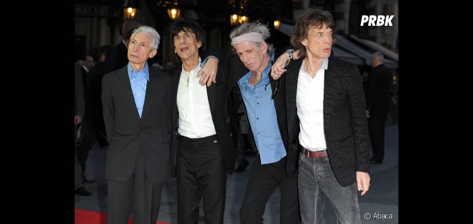 Les Rolling Stones vont tout déchirer !