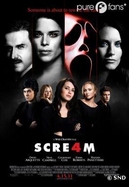 Une suite de Scream 4 sous forme de séries ? C'est possible