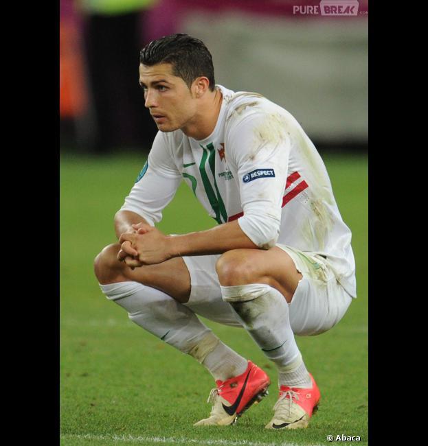Cristiano Ronaldo pourrait quitter le Real
