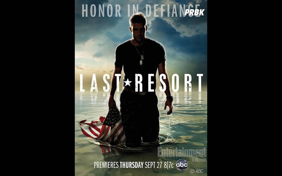 Last Resort  se terminera au bout de 13 épisodes