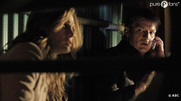 Castle et Beckett sont sous tension