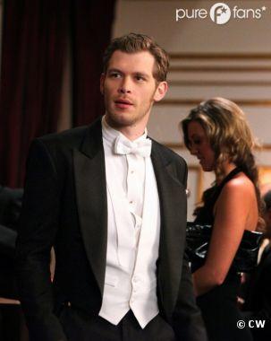 Un côté plus léger de Klaus dévoilé dans Vampire Diaries