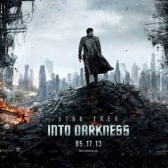 Star Trek 2 : Une première affiche officielle qui copie Dark Knight Rises ! (PHOTO)