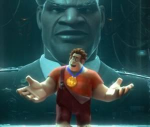 Ralph nous plonge dans l'univers des jeux vidéo