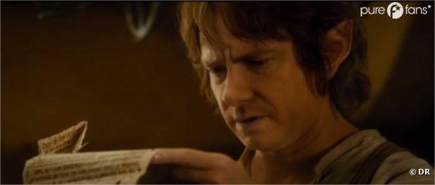 Pluie d'extraits pour Bilbo le Hobbit !