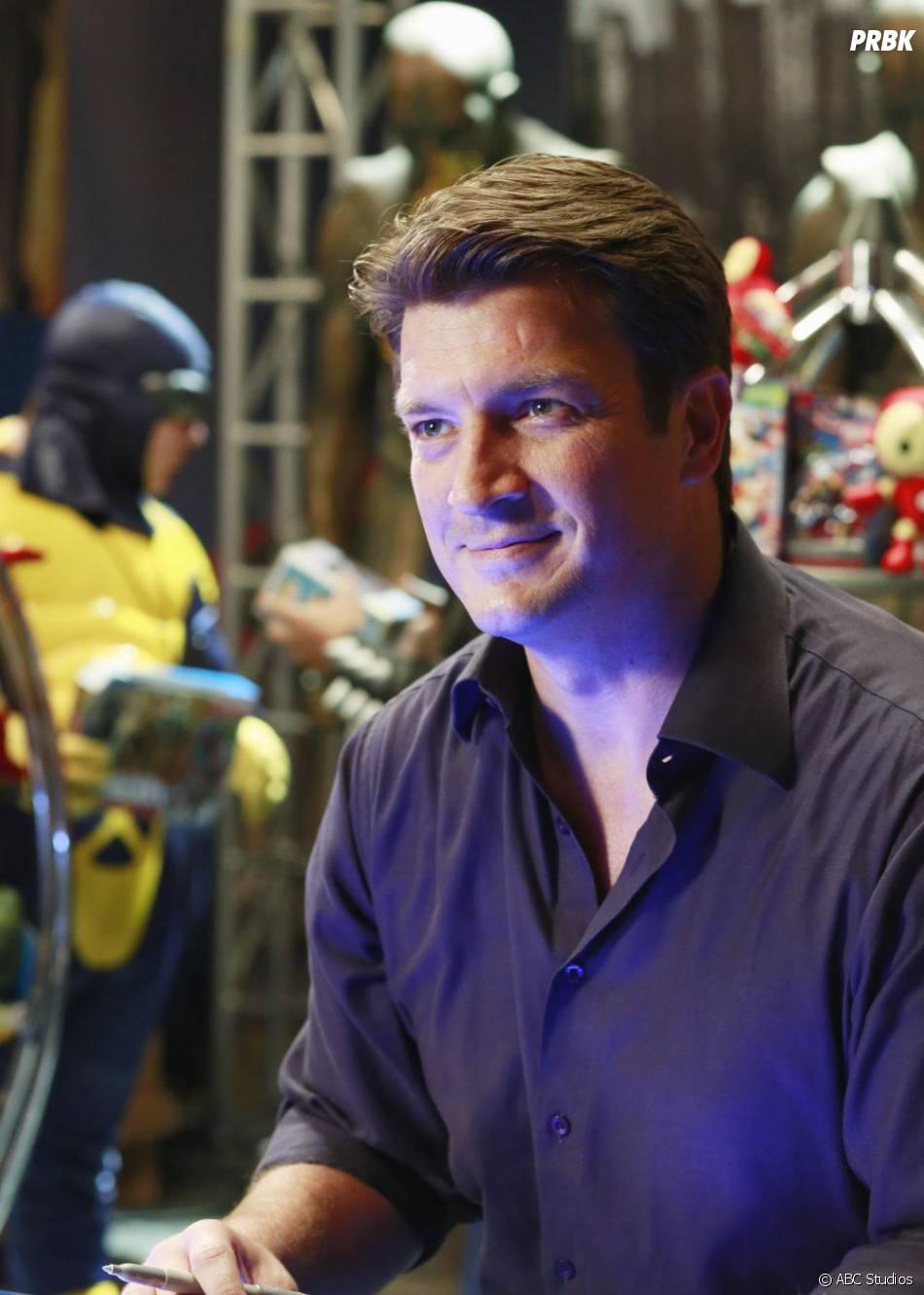 Castle saison 5 revient le 7 janvier 2013 aux US