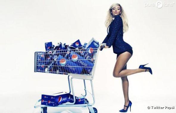 Beyoncé : Elle renouvelle son contrat avec Pepsi pour 50 millions de dollars