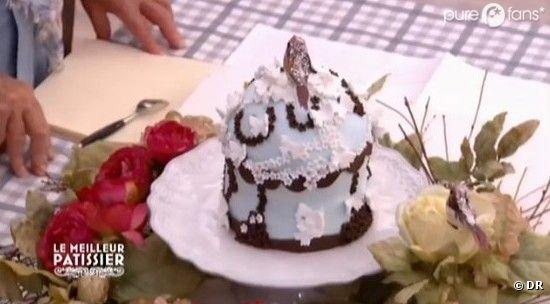 ... , le gâteau dElodie était largement au-dessus des autres