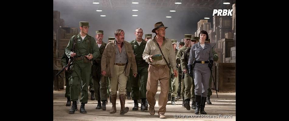 Indiana Jones en procès pour l'utilisation du crâne de cristal