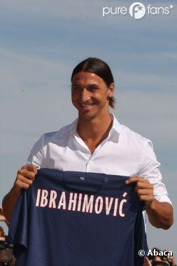 Zlatan Ibrahimovic : Depuis qu'il est au PSG, de nombreux interprètes chantent à sa gloire