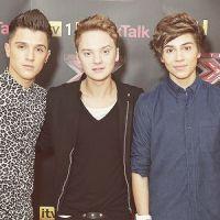 Union J : Out d'X Factor UK mais encore soutenus par les One Direction !