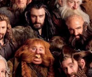Des nains très différents dans Bilbo le Hobbit !