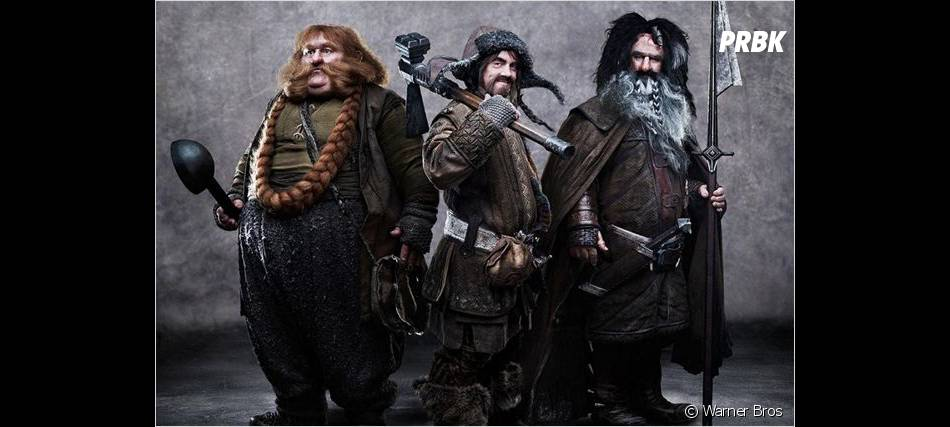 Des nains badass dans Bilbo le Hobbit