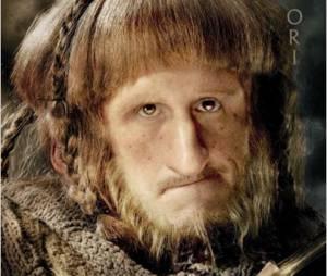 Adam Brown alias Ori dans Bilbo le Hobbit