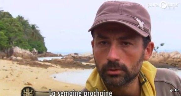 Javier n'accepte pas le départ de Marie de Koh Lanta 12