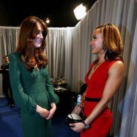 Kate Middleton enceinte : Premières photos de son mini ventre rond !
