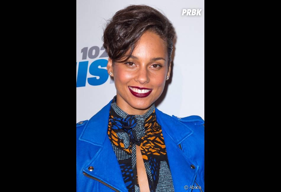 Mauvaise nouvelle pour Alicia Keys