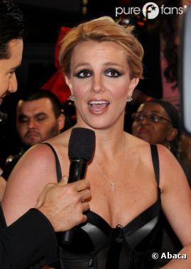 Britney Spears : En mode classe pour la finale d'X Factor US