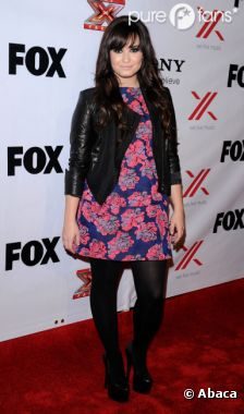 Demi Lovato déjà nostalgique de X-Factor US