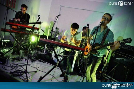 Electric Guest était en concert privé avec Fructis Sensation Live !
