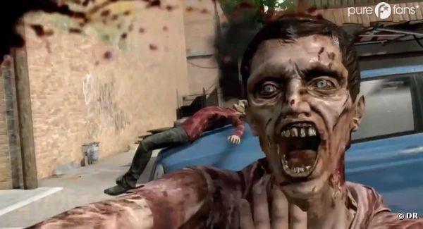 Les zombies de The Walking Dead au coeur d'un jeu vidéo