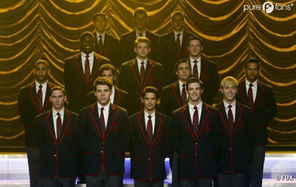 Les Warblers bientôt de retour dans Glee