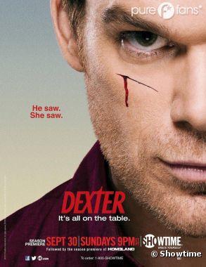 Dexter va être en grand danger