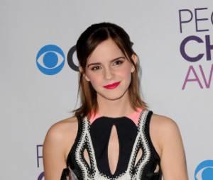 Emma Watson, meilleure actrice de film dramatique aux People's Choice Awards 2013